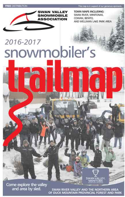 Trails - Swan Valley Snowmobile Association